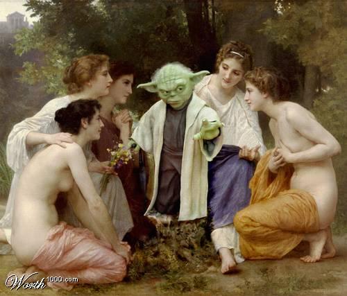 Classic Yoda
