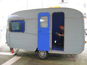 Caravideo - Mobile Republic Broadcast Centre