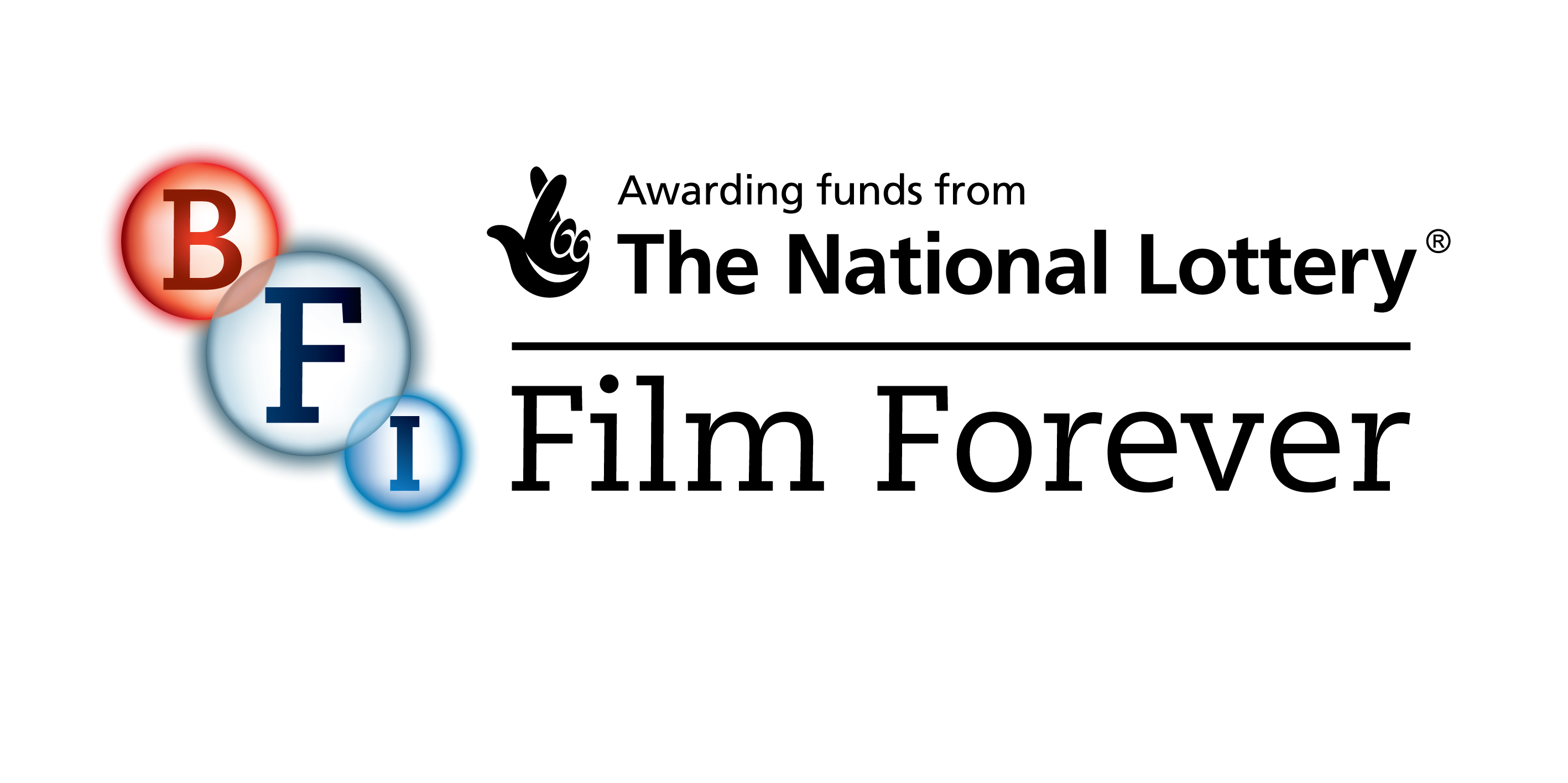 Awarding funds from The National Lottery Film Forever