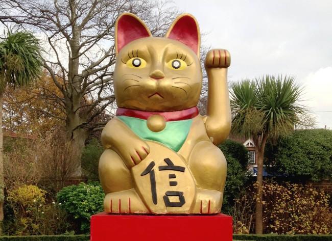 Shardcore The Fortune Cat