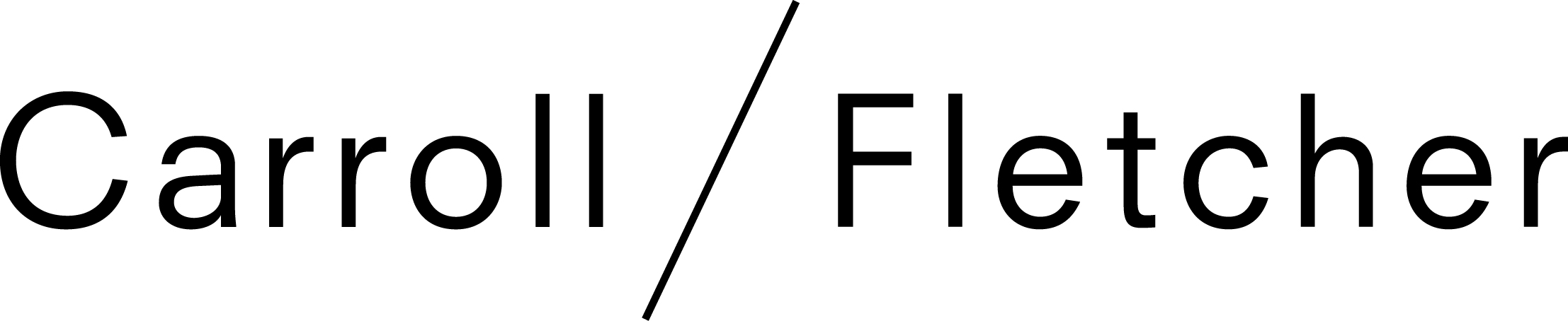 CF Logo Black