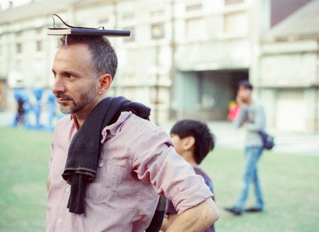 Joshua Sofaer by Kai Ping Fang